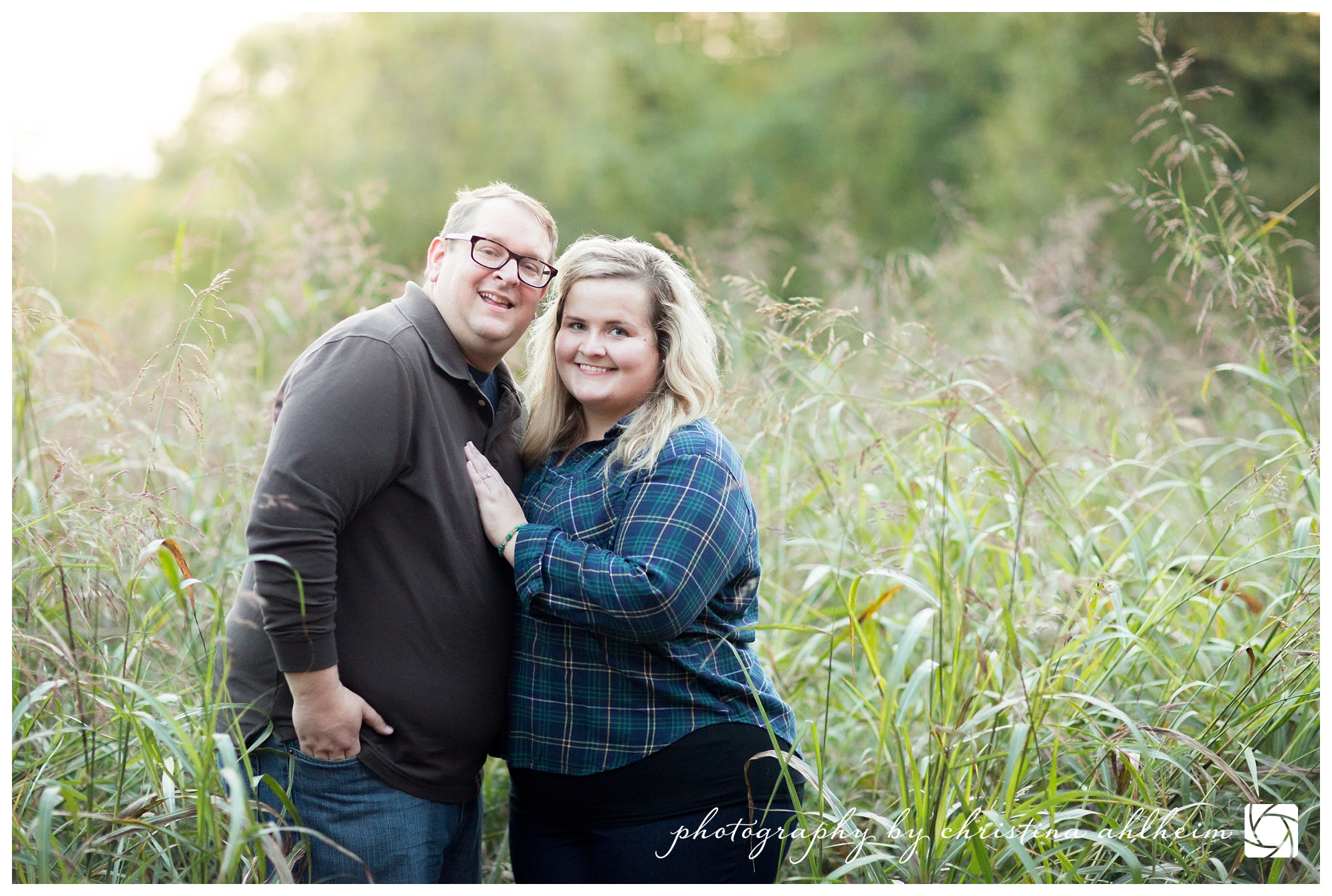 Faust Park Chesterfield Missouri Engagement Photography
