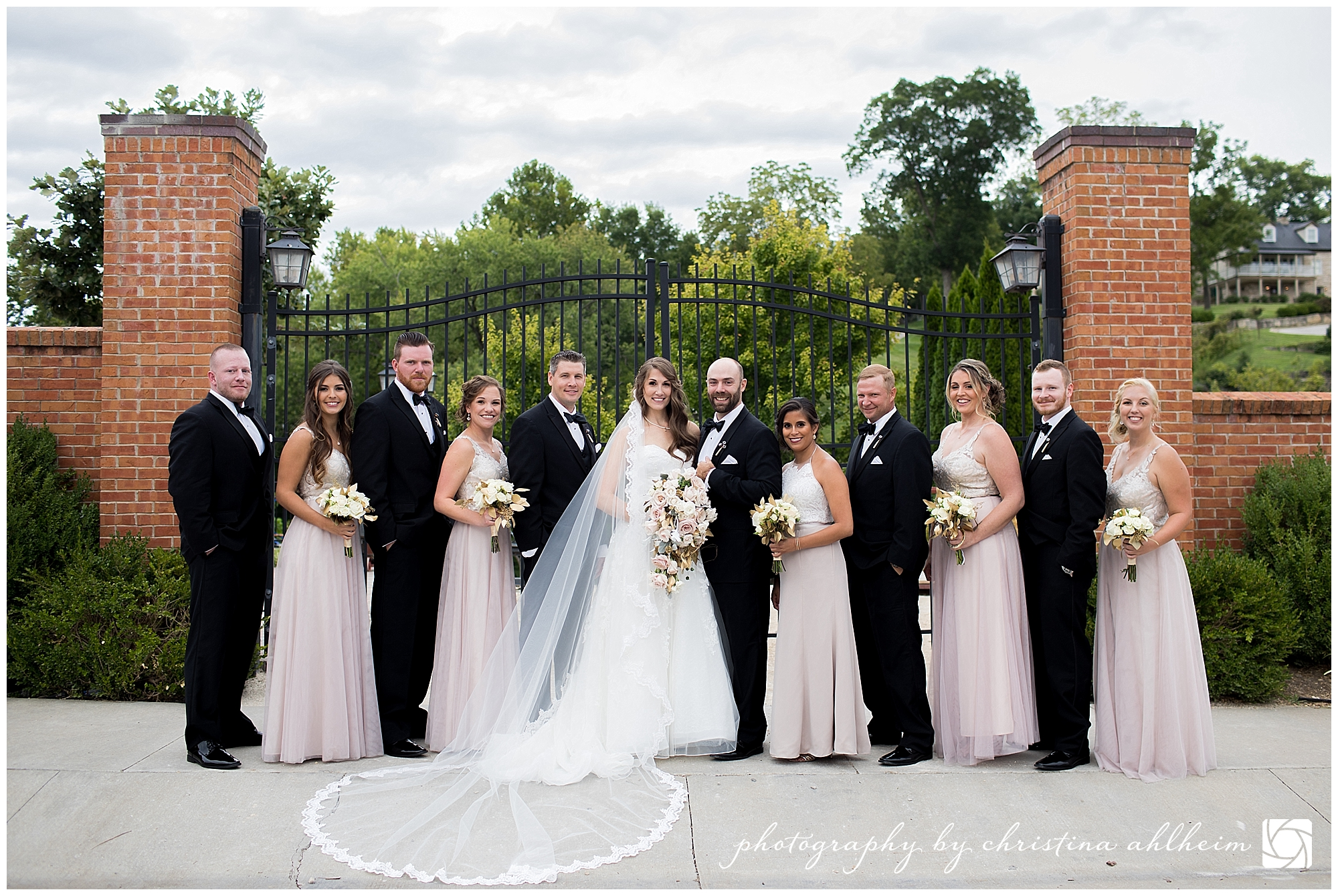 Hermann Hill James Bond Wedding Photography