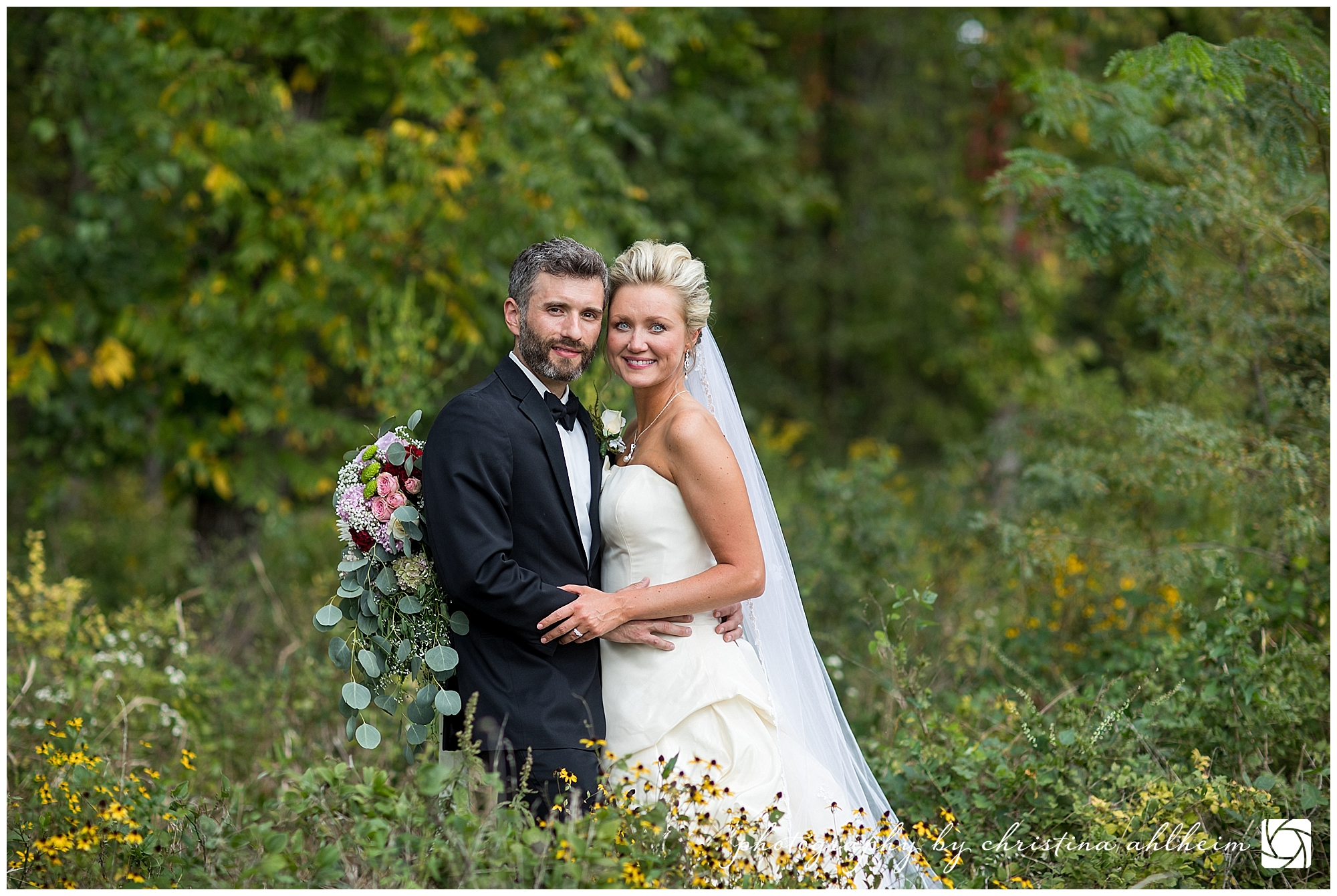 Rustic Outdoor Wedding Photography